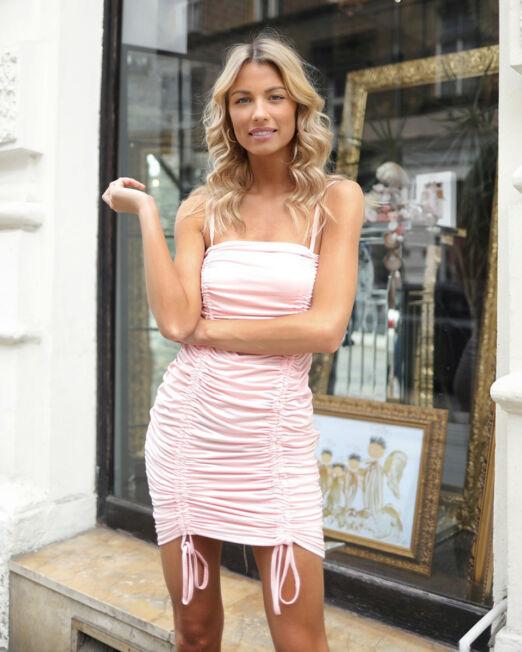 Sharon-Pink-Mini-Dress-(3)