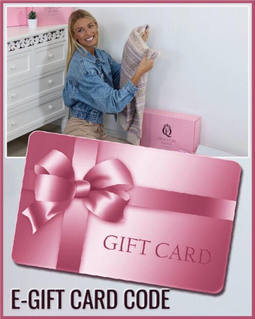 Gift Card Fashion Queens