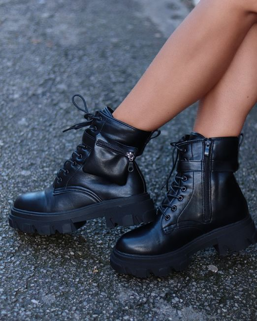 Michele Chunky Ankle Boots (3)