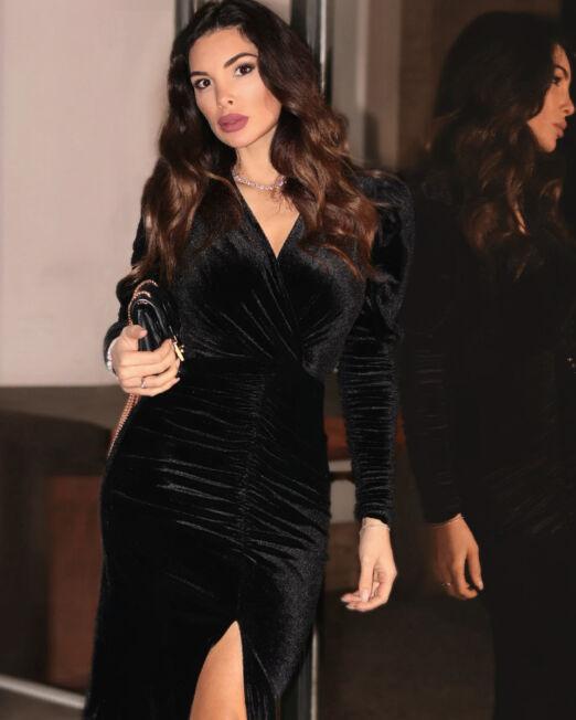 Charlotte Black Dress (4)