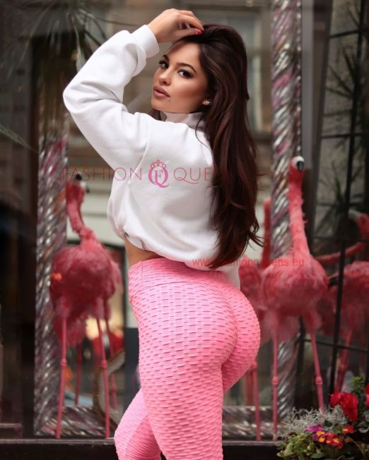 Joy I Leggings Flamingo Pink (1)