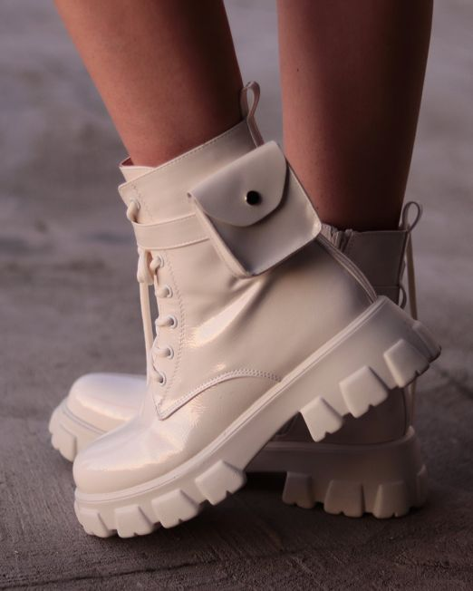 Tess Squadron Ankle Boots (2)