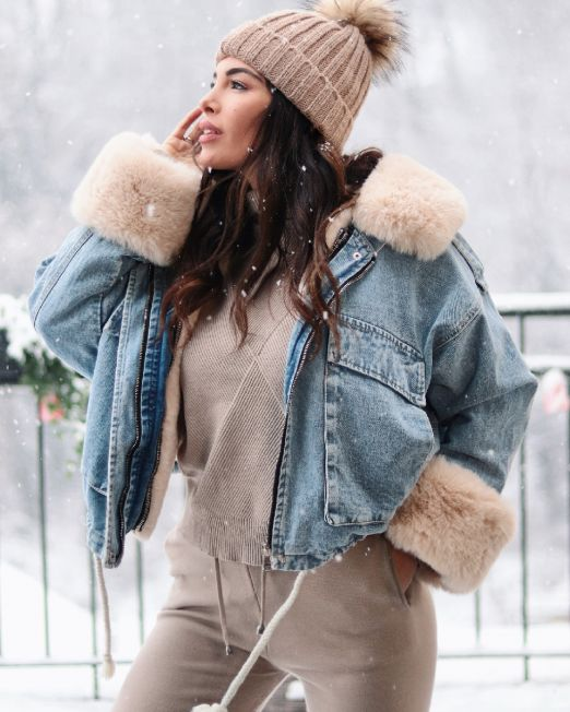 naomie-blue-denim-hooded-jacket-beige-fur-1