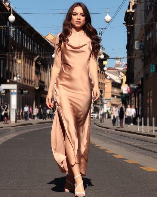 Sofia Extreme Split Strappy Maxi Dress (7)